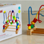 Toyroom – Goki Bead Coaster : Review