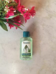 HImalaya Purehands Hand Sanitizer : Instant Protection on the Go
