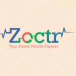 Zoctr : One touch to healthcare at your door step
