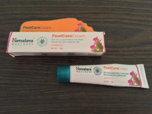 Himalaya FootCare Cream Review