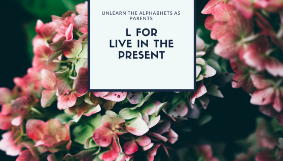 xLearnt to Live in the Present