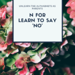 Why is it Important to Learn to Say No