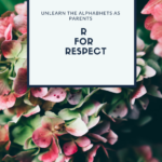 Learn to Show Respect to Each and Everyone