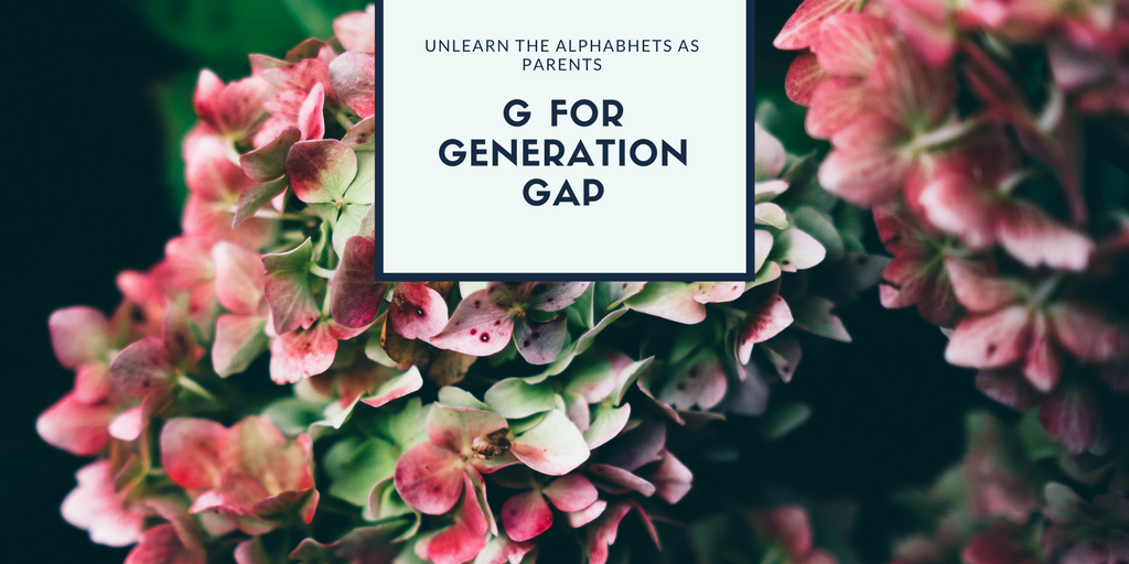 G for Generation Gap
