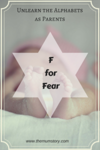 Parenting Fears and How to Combat Them