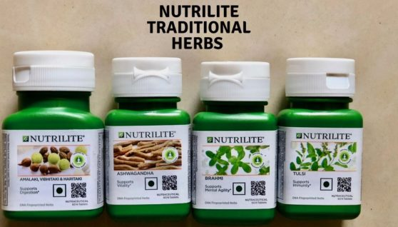 Nutrilite Traditional Herbs