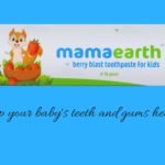 Mamaearth Natural Berry Blast Toothpaste Review